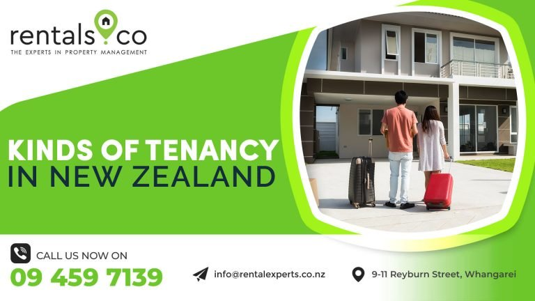 Kinds of Tenancy in New Zealand