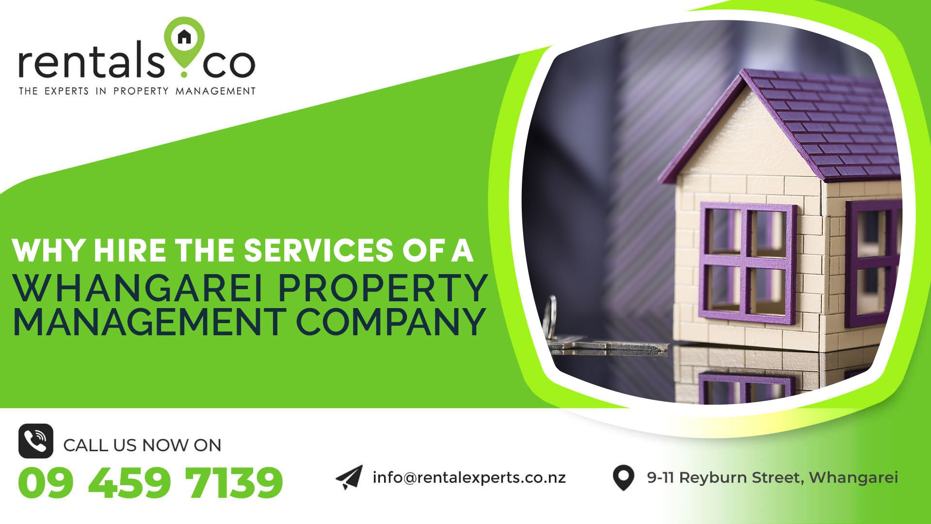Why Hire the Services of a Whangarei Property Management Company?