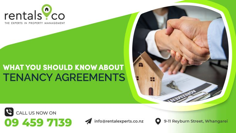 Property Management in Whangarei: What You Should Know about Tenancy Agreements