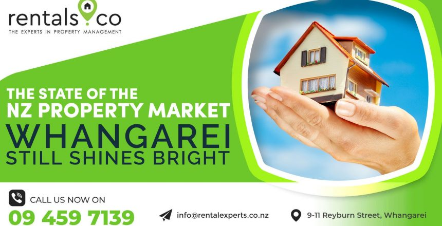 The State of the NZ Property Market: Whangarei Still Shines Bright