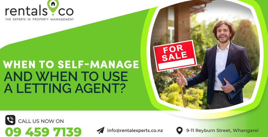 when to self manage and when to use a letting agent 01